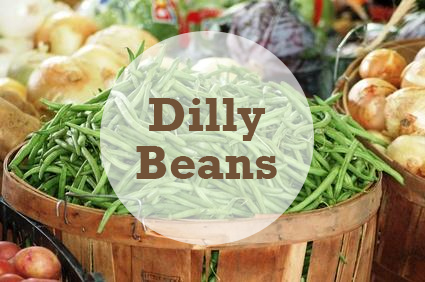 dilly bean recipe