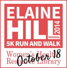 Elaine Hill Memorial Walk and 5K