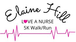 Elaine Hill Love a Nurse 5K