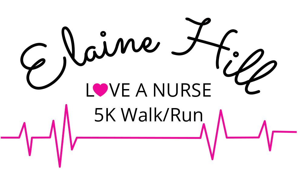 Elaine Hill Love a Nurse 5K