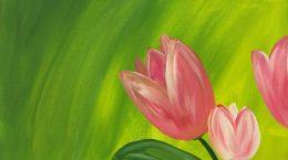 Susan's tulips