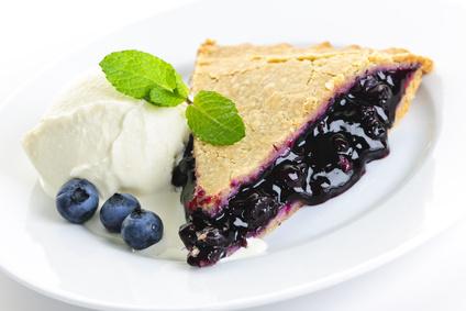 Milbridge House Blueberry Pie Recipe